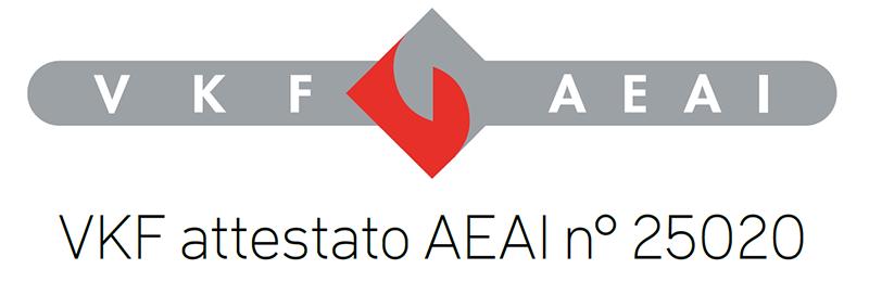 Boiler certificate VFK AEAI 25020
